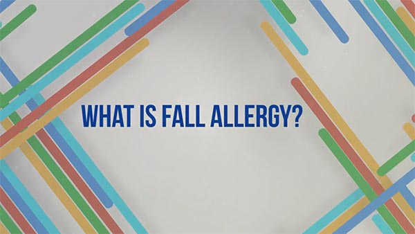 Video: What is Fall Allergy?